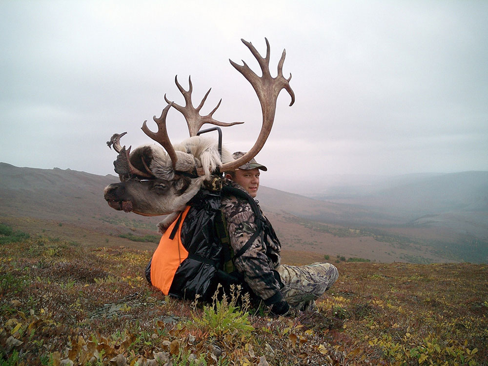 2010 Caribou Limit Change
