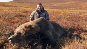2018 Grizzly Bear Hunts - BB6
