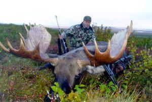Alaska Moose Hunting Guide