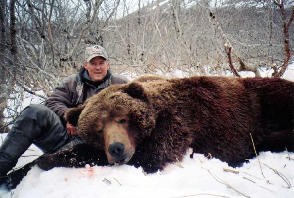 BEAR OF A LIFETIME