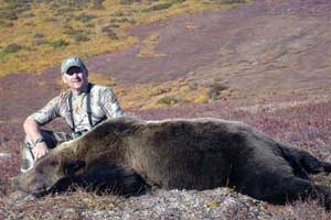 Alaska Grizzly Bear Hunting